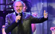 FILE: US singer Neil Diamond. Picture: AFP