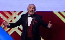 The late British television presenter and entertainer Bruce Forsyth. Picture: Wikipedia.