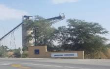 Lonmin's Marikana mine. Picture: Supplied.