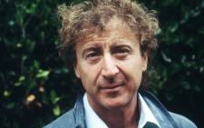 FILE: This file photo taken on 7 September 1984 shows US actor and director Gene Wilder. Picture: AFP.