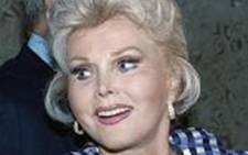 Actress Zsa Zsa Gabor exits from Beverly Hills Municipal Court on July 12, 1989 where she appeared on charges of battery against a police officer.Picture: AFP