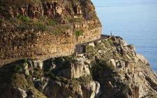Chapmans Peak Drive, Cape Town. Picture: Leah Rolando