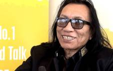 Musician Sixto Rodriguez gives an interview in Cape Town during his Feburary 2013 South African tour. Picture: Aletta Gardner/EWN
