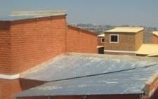Illegaly occupied RDP houses in Alexandra.Picture:Tshepo Lesole/Eyewitness News