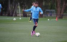 Melbourne City FC forward, David Villa. Picture: Facebook.com