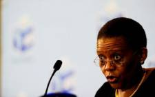 IEC Chairperson Pansy Tlakula. Picture: Sapa.
