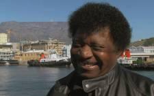 Motown singer Percy Sledge in SA
