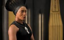 Angela Basset in 'Black Panther'. Picture: Black Panther Facebook.
