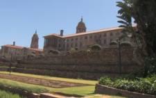 The Union Buildings in Pretoria. Picture: Reinart Toerien/EWN