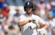 England batsman Gary Ballance. Picture: @englandcricket.