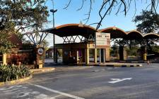 FILE: Palabora Mining Company entrance. Picture: Louise McAuliffe/EWN.