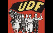 United Democratic Front logo. Picture: Supplied.