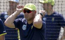 Proteas head coach Russell Domingo. Picture: AFP