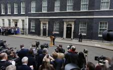 British Prime Minister David Cameron's Conservative party on Friday won a majority in the House of Commons in the general election, results showed. Picture: AFP