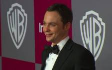 Jim Parsons from the Big Bang Theory.  Picture: CNN