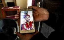 Nonhlanhla Rapodile (34) was found burnt to death with her four-year-old daughter. Picture: Kayleen Morgan/EWN