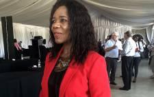 Advocate Thuli Madonsela. Picture: Graig-Lee Smith/EWN
