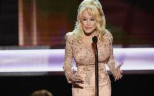 FILE: Singer/actor Dolly Parton speaks onstage during The 23rd Annual Screen Actors Guild Awards at The Shrine Auditorium on January 29, 2017 in Los Angeles, California. Picture: AFP.