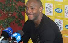 South African footballer Benni McCarthy at an Ajax Cape Town training session on 21 July 2011. Picture: Alicia Pillay/EWN