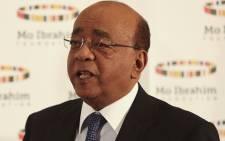 "Sudanese-British billionaire businessman Mohammed ""Mo"" Ibrahim. Picture: mo.ibrahim.foundation"