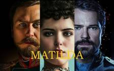 A poster for 'Matilda'