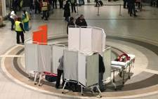 Two people were wounded during a shooting at the Cape Town International Airport on 18 October 2017. Picture: Supplied.