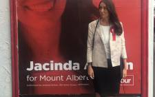FILE: New Zealand's charismatic new Labour leader Jacinda Ardern. Picture: Twitter/@jacindaardern.
