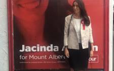 FILE: New Zealand's charismatic new Labour leader Jacinda Ardern. Picture: Twitter/@jacindaardern.