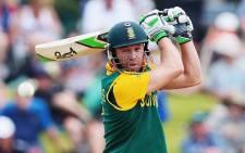 FILE: Proteas's ODI Captain AB de Villiers. Picture: Official Cricket South Africa Facebook page.
