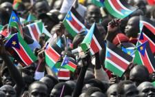 South Sudan flag. Picture: Reuters