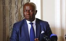 FILE: Retired deputy Chief Justice Dikgang Moseneke. Picture: Sethembiso Zulu/EWN