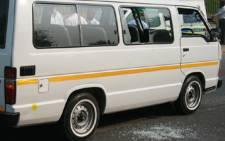 Taxi . Picture: Taurai Maduna/Eyewitness News