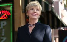 Florence Henderson. Picture: Getty Images/AFP.