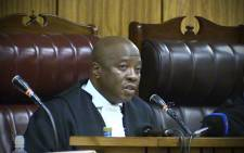 Deputy Judge President Aubrey Ledwaba found the decision to drop the corruption charges against President Jacob Zuma in 2009 was irrational. Picture: Kgothatso Mogale/EWN