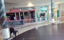 Police are looking for a group of people alleged to be behind a daring robbery at Gugulethu Square Mall. Picture: Xolani Koyana/EWN.