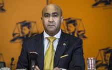 FILE: National Director of Public Prosecutions Shaun Abrahams. Picture: Reinart Toerien/EWN
