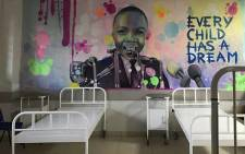 Mercy James Institute for Paediatric Surgery and Intensive Care located in Blantyre, Malawi's second-largest city, is the first such facility built in the country by Madonna's charity Raising Malawi. Picture: Twitter/@Madonna.