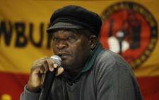 FILE: Cosatu deputy general secretary Solly Phetoe. Picture: AFP.