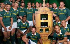 The countdown to 2011 Rugby World Cup begins! Picture: Supplied.