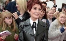 'X Factor' judge Sharon Osbourne. Picture: Instagram/@sharonosbourne.