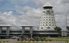 Robert Mugabe International Airport. Picture: Google Earth/Alexander Lapshin/Panaramio