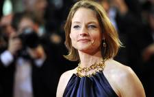 FILE: Jodie Foster. Picture: AFP.