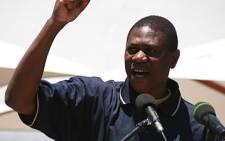 Gauteng Premier Paul Mashatile . Picture: Taurai Maduna/Eyewitness News