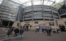 Newcastle United stadium. Picture: www.nufc.co.uk.