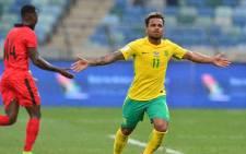 Kermit Eramus. Picture: Twitter @BafanaBafana.