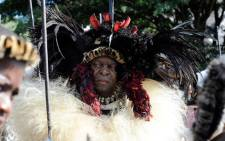 Zulu King Goodwill Zwelithini. Picture: GCIS