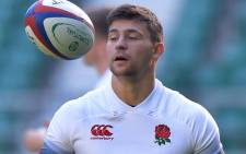 England scrumhalf Ben Youngs. Picture: AFP