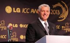 International Cricket Council (ICC)Chief Executive, David Richardson. Picture: Facebook.
