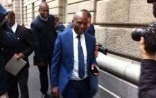 FILE: The DA wants Hlaudi Motsoeneng removed pending a full investigation. Picture: Siyabonga Sesant/EWN.