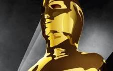 A screengrab of the Oscar award.